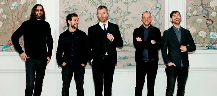 The National prepara nuevo disco