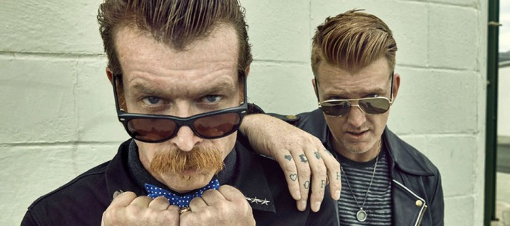 La cover de Eagles of Death Metal