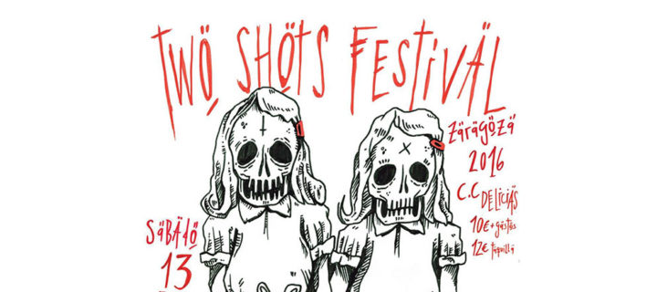 Two Shots Festival en Zaragoza