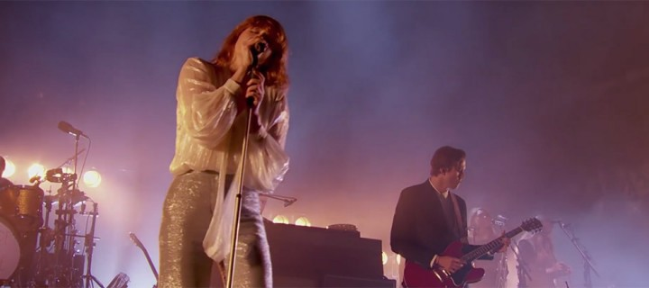 5 vídeos de Florence + The Machine