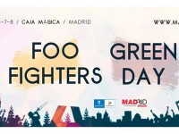 Foo Fighters y Green Day, confirmados para Mad Cool Festival 2017