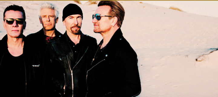 La gira The Joshua Tree de U2, en España
