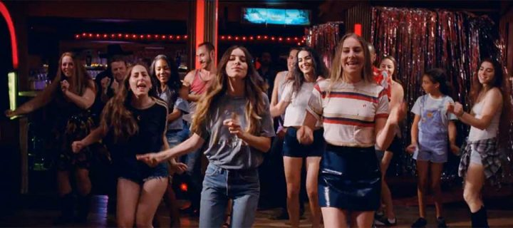 HAIM estrena Little of Your Love con bailes y amor